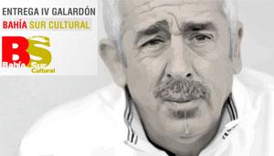 Homenaje a Manolo Preciado. IV Galardón Bahía Sur Cultural.