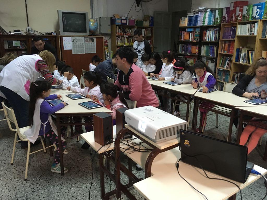 ESCUELA Nº 3 D.E. 4 : Plan Sarmiento