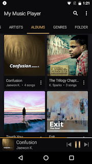 My Music Player 1.0.7 build 28 APK is Here!