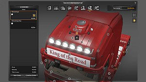 Malcom37 Tuning Mod 1.2 for Scania RJL
