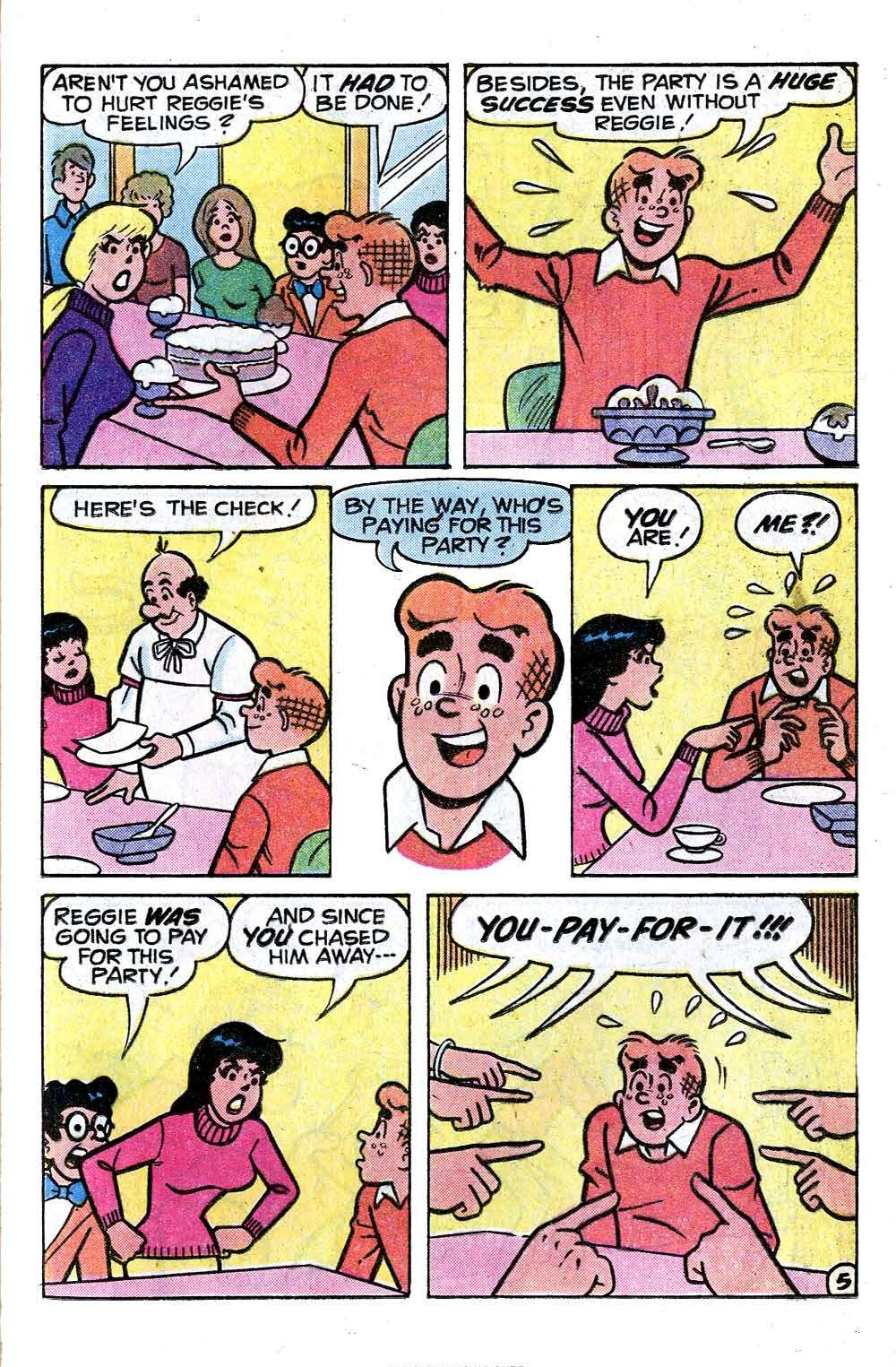 Read online Archie (1960) comic -  Issue #281 - 17