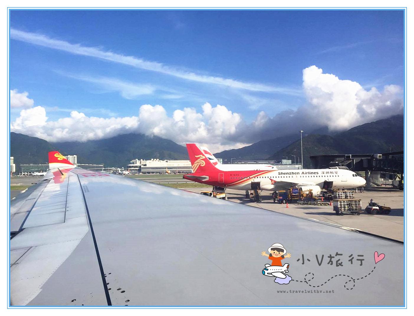 【飛航紀錄】香港航空 HK Airline │ HKG - TPE │ 17 JUL 2016
