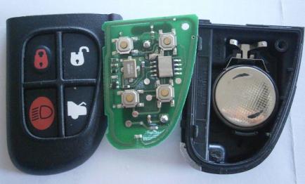 Jaguar Key Fob 2001 to 2009 User Manual  Auto Locksmith Tool