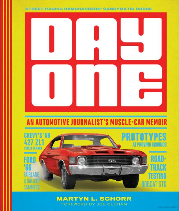 """Just A Car Guy: Book Review """"Day One"""" By Former Sports And"""