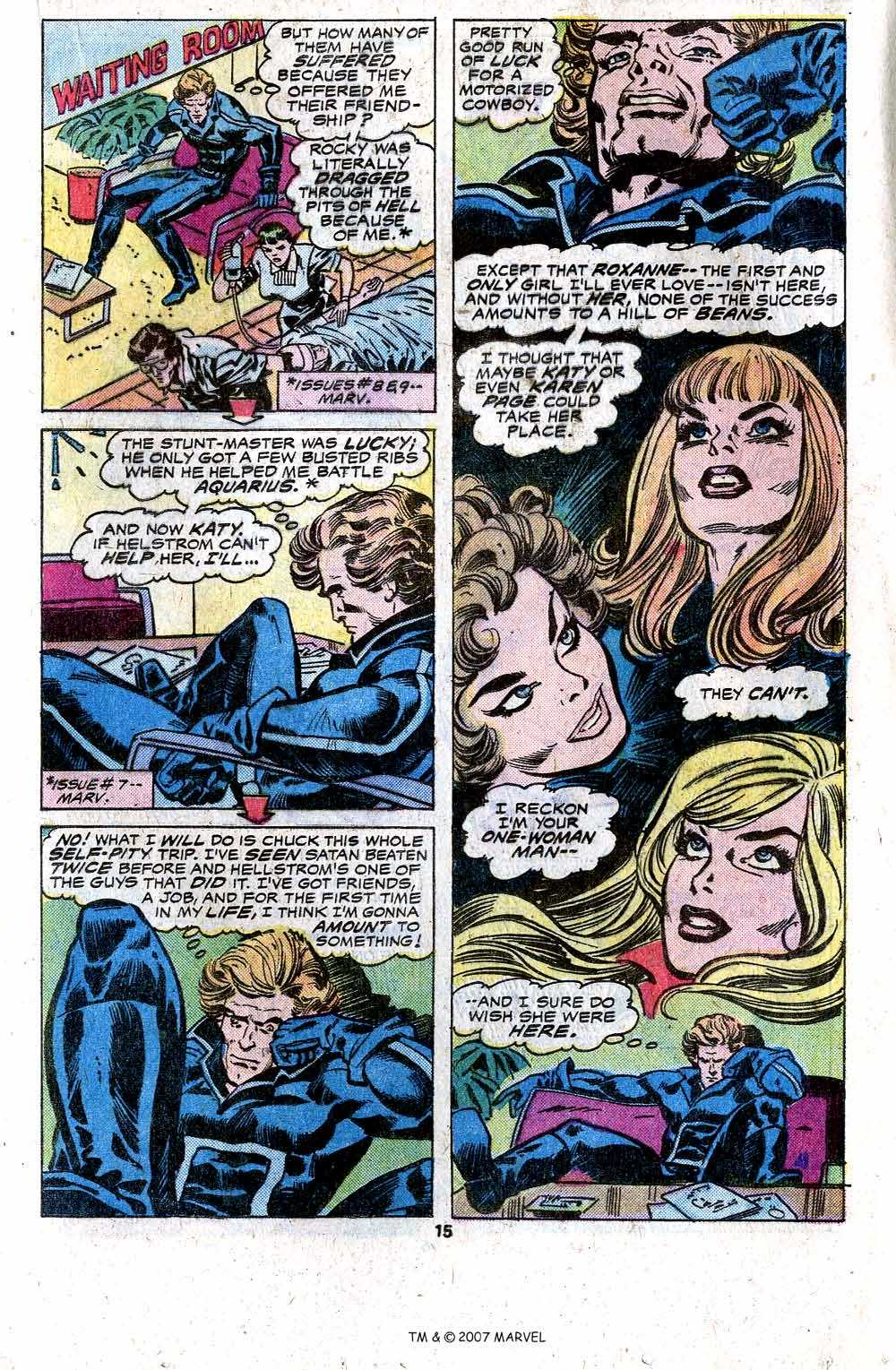 Ghost Rider (1973) Issue #17 #17 - English 17