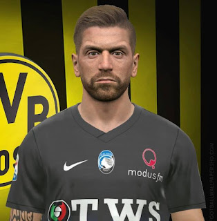 PES 2017 Faces Alejandro Gómez by FaceEditor Jefferson_SF