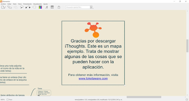iThoughts full imagenes