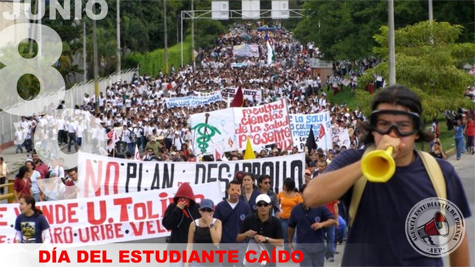 Efemérides en Colombia