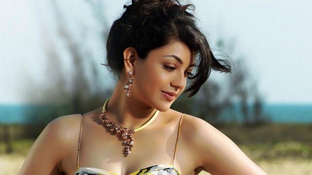 Kajal Agarwal Sweet HD Wallpaper Images