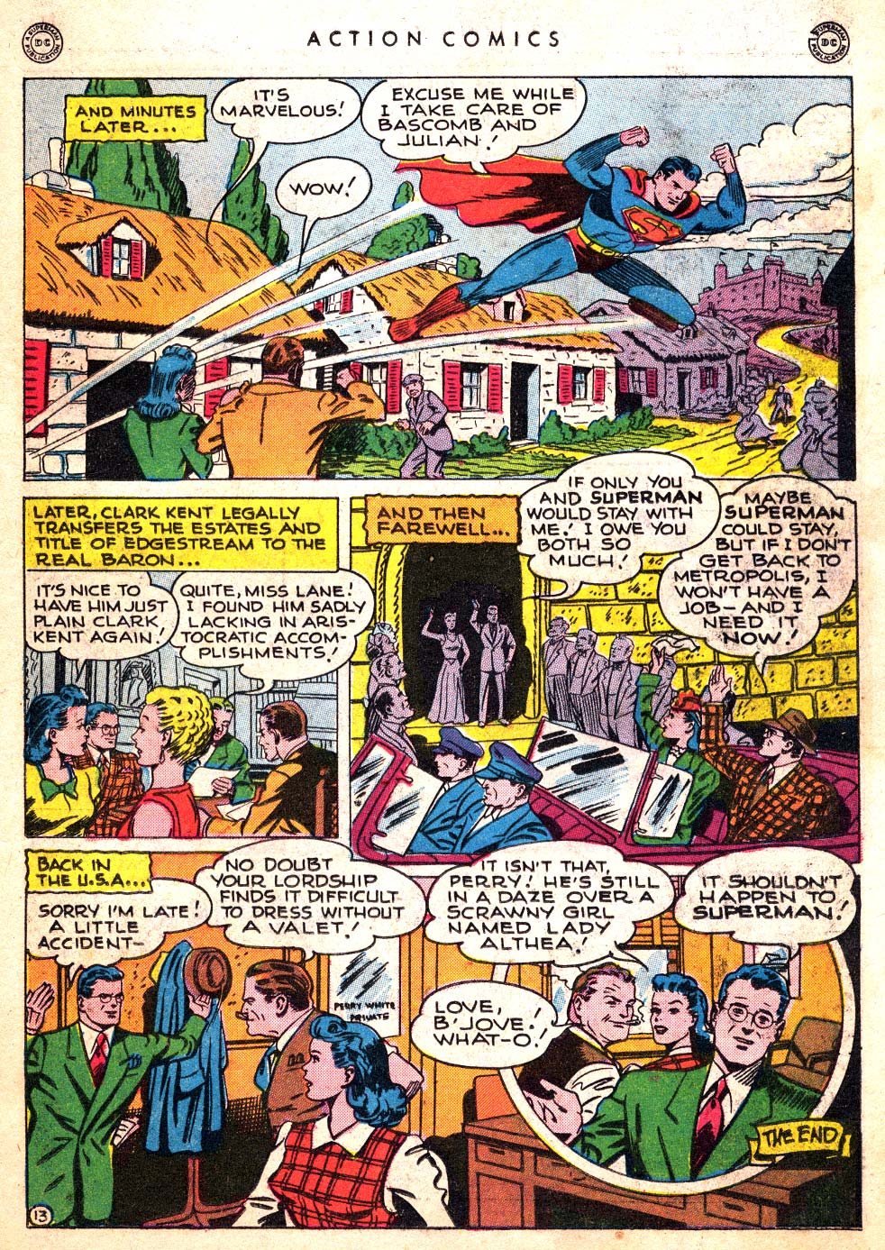 Read online Action Comics (1938) comic -  Issue #106 - 15