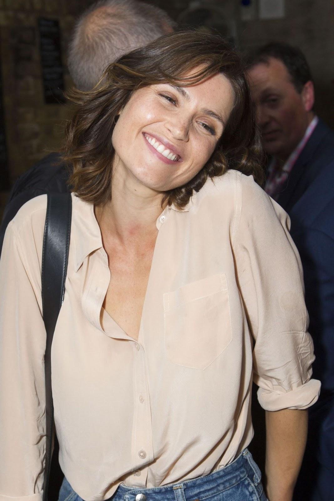 Gemma Arterton At Richard III Press Night In London