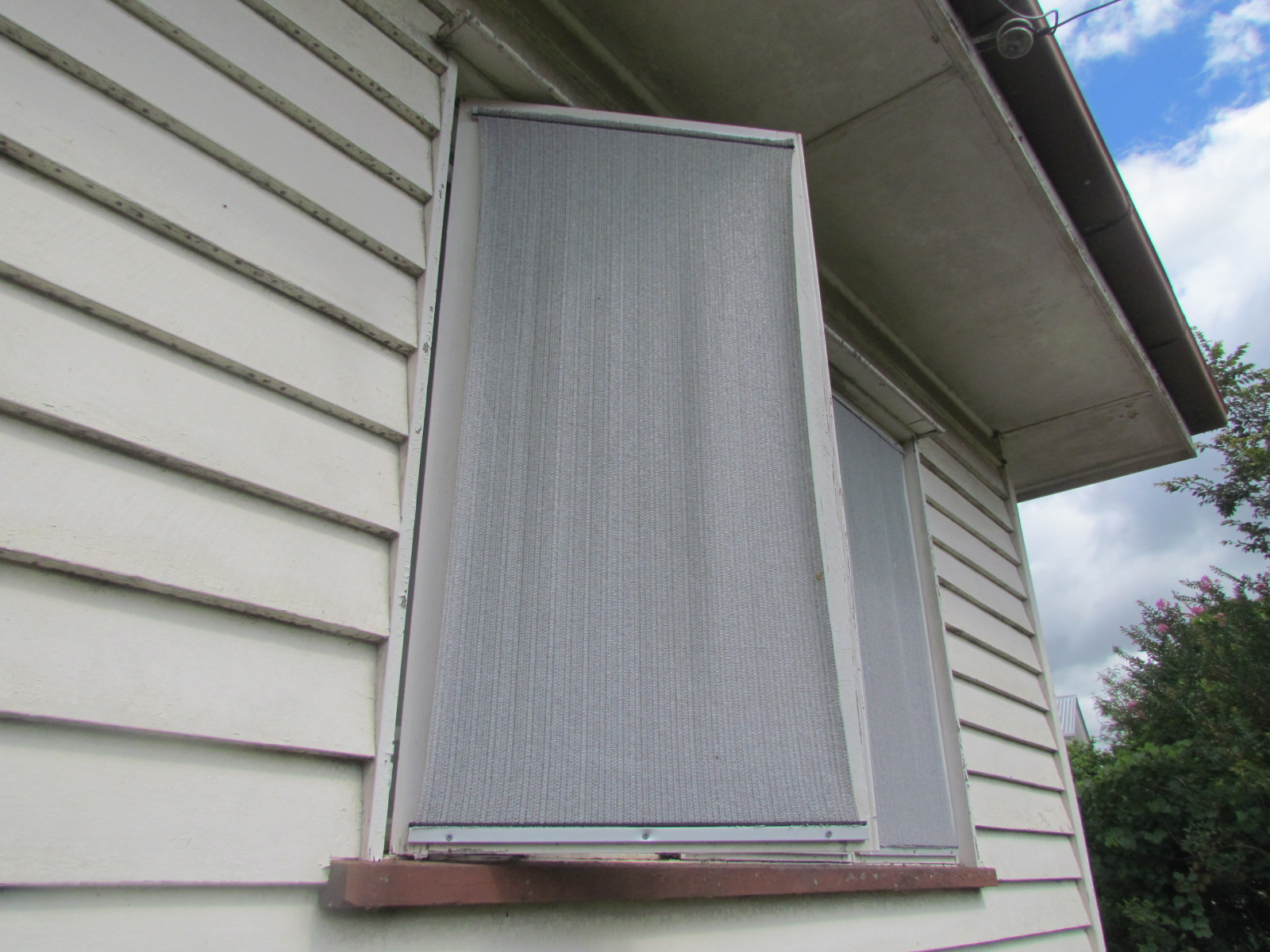 Bits Around The House Shade Cloth Window Blinds