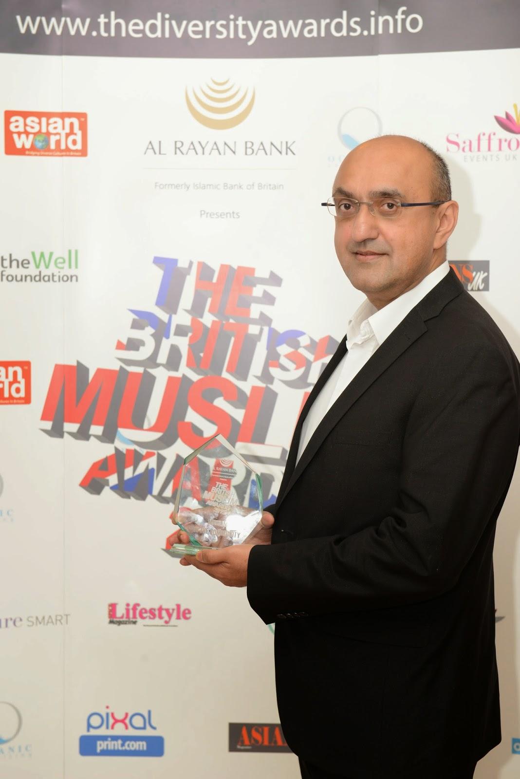 87af2e129 The winner of Muslim in the Community is Ali Khan (Roshni, Glasgow).