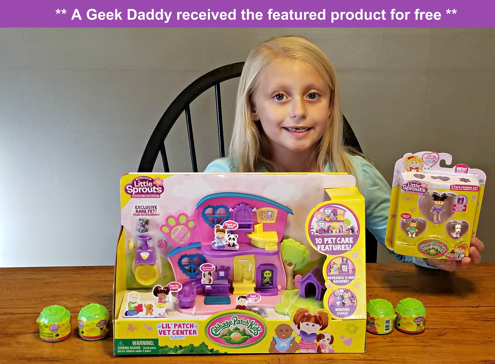 Cabbage patch kids little sprouts official tv commercial youtube.
