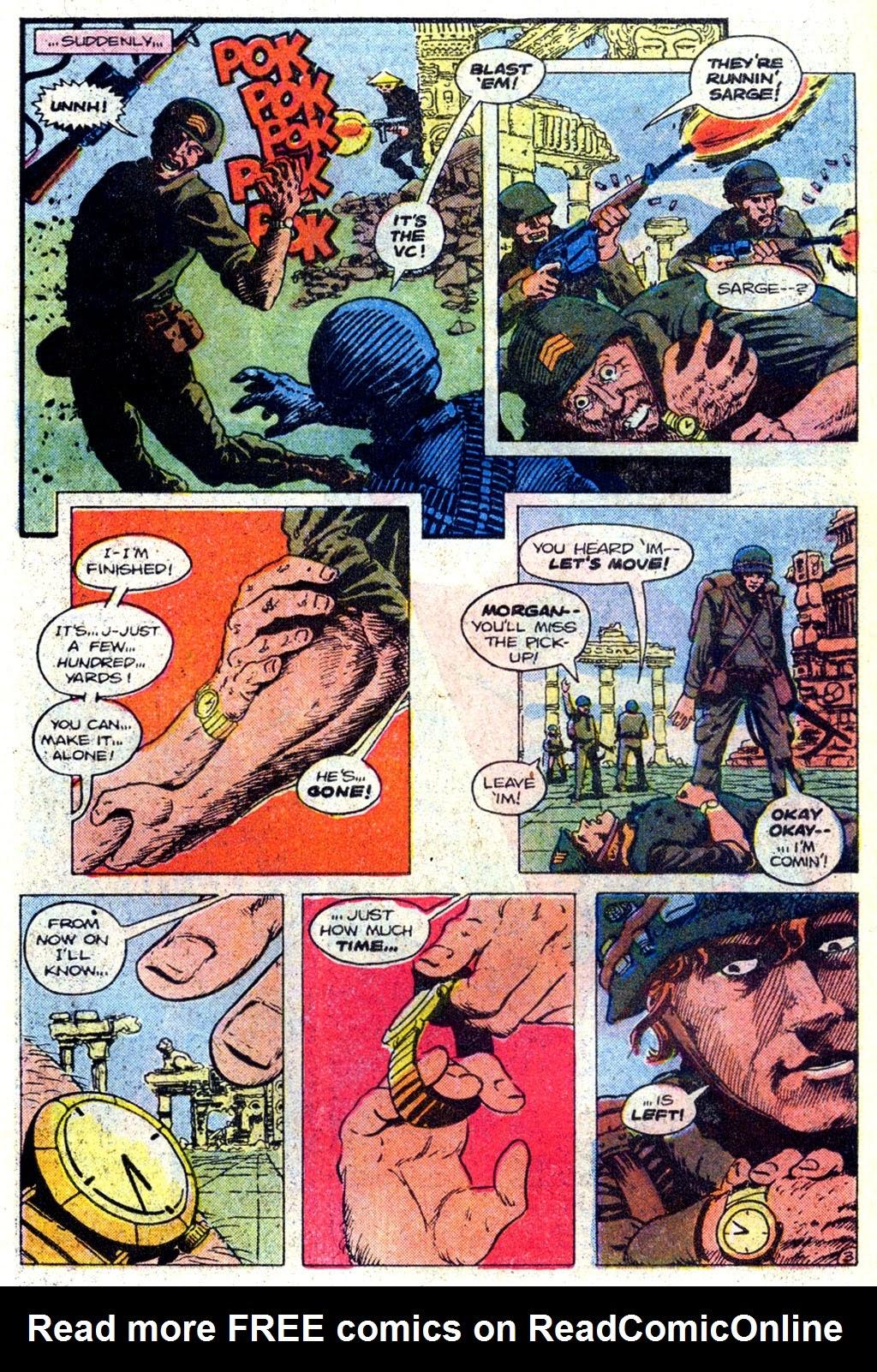 Read online Sgt. Rock comic -  Issue #339 - 17