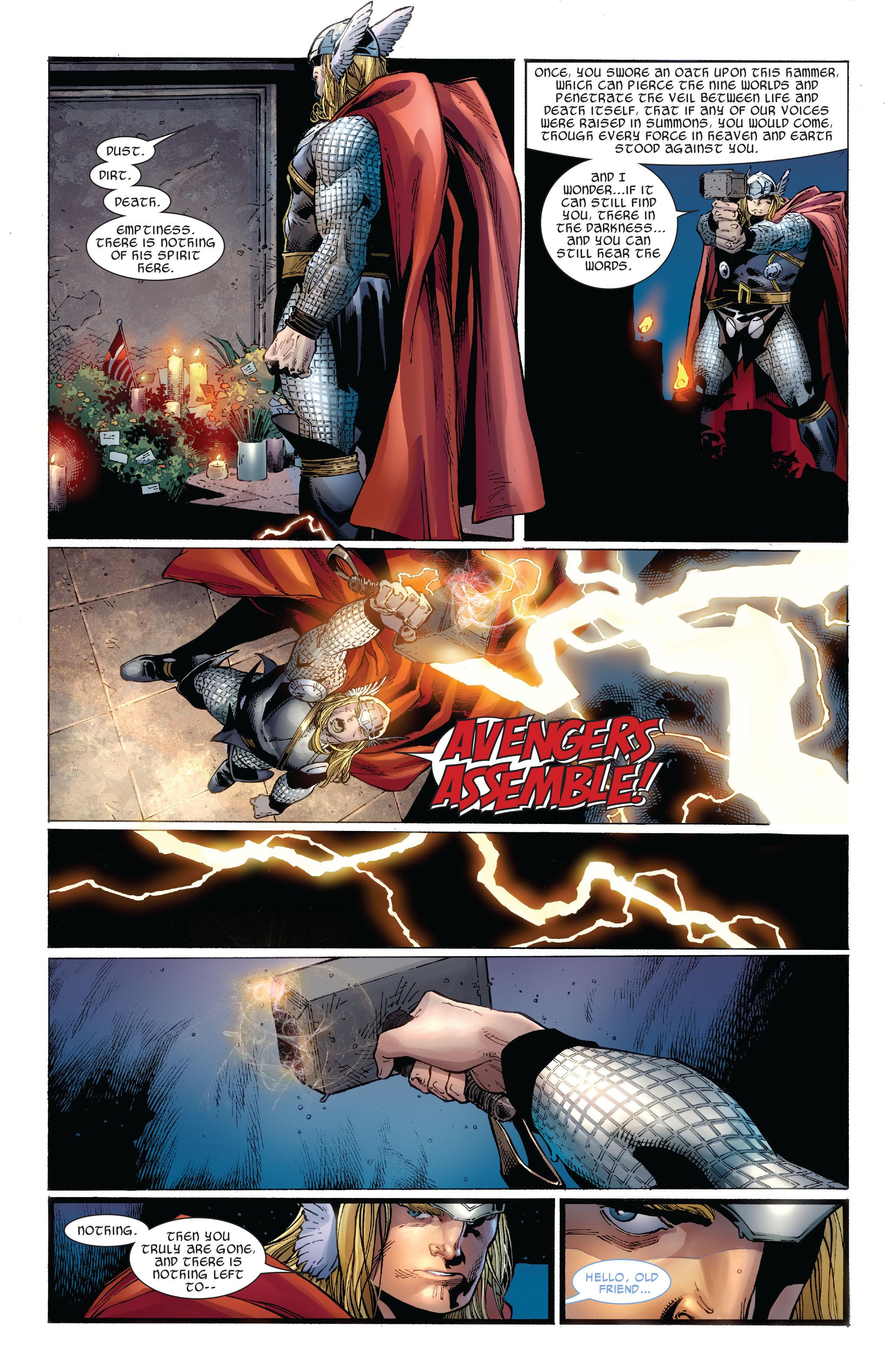 Thor (2007) Issue #11 #11 - English 13