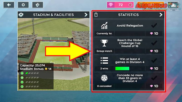 Cara Menambah Koin & Diamond Dream League Soccer 2020