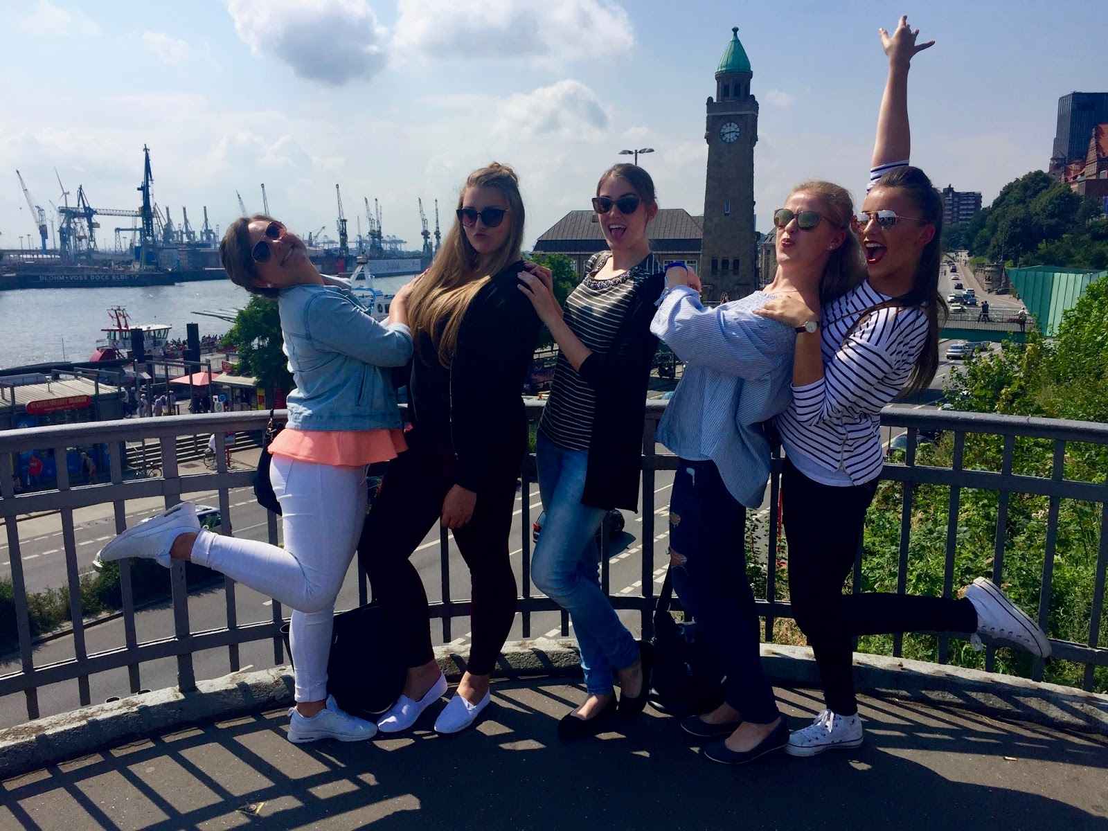 Girls Trip fun in Hamburg