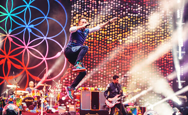 Samsung y Live Nation Team-Up transmitirán el show de Coldplay en VR