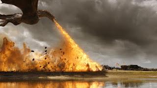 GAME OF THRONES - Il regista racconta la battaglia con Drogon