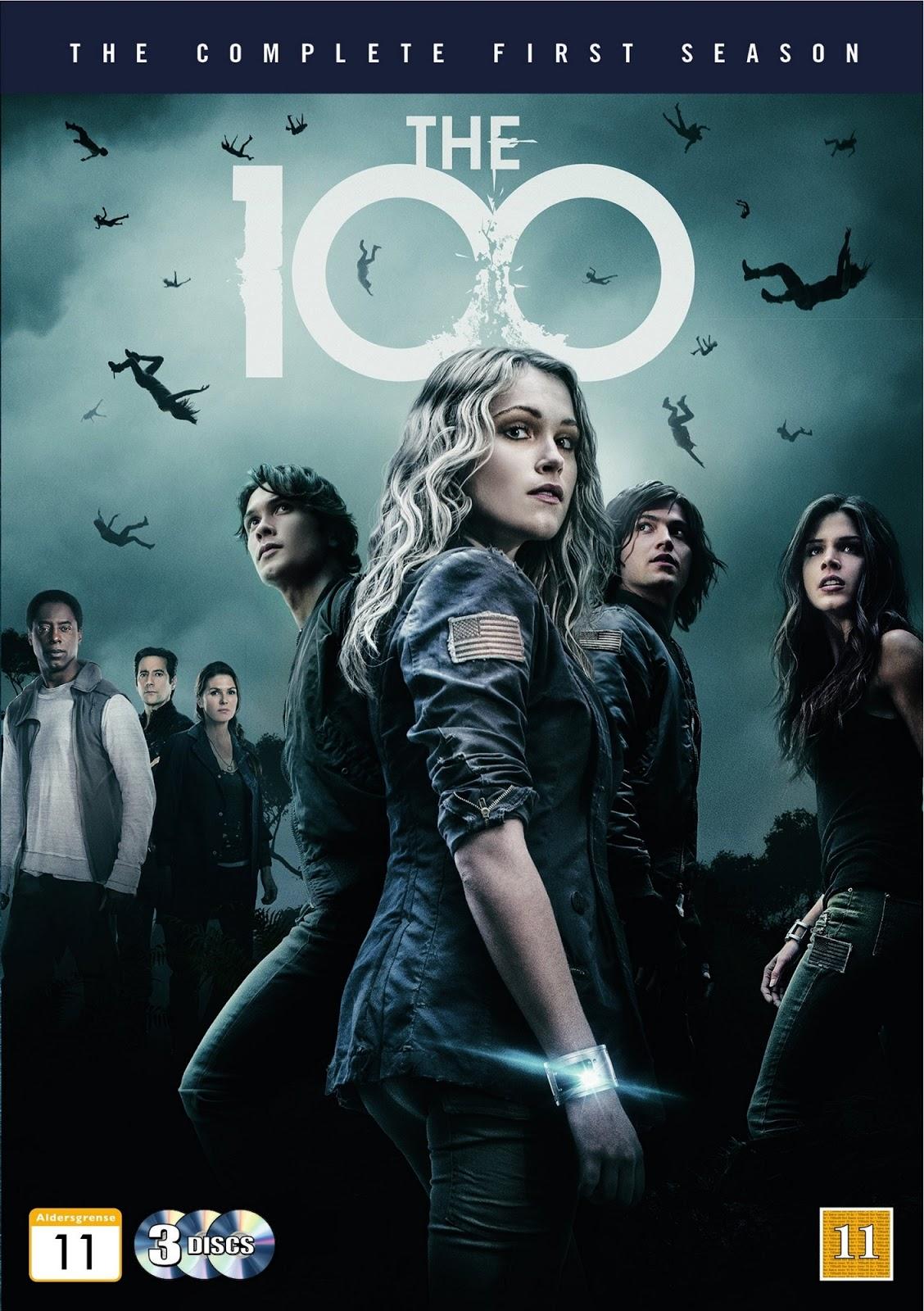 the 100 säsong 3 sverige