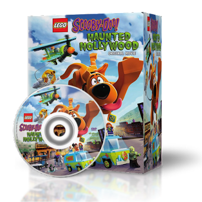 Lego Scooby-Doo: Hollywood Embrujado (2016)