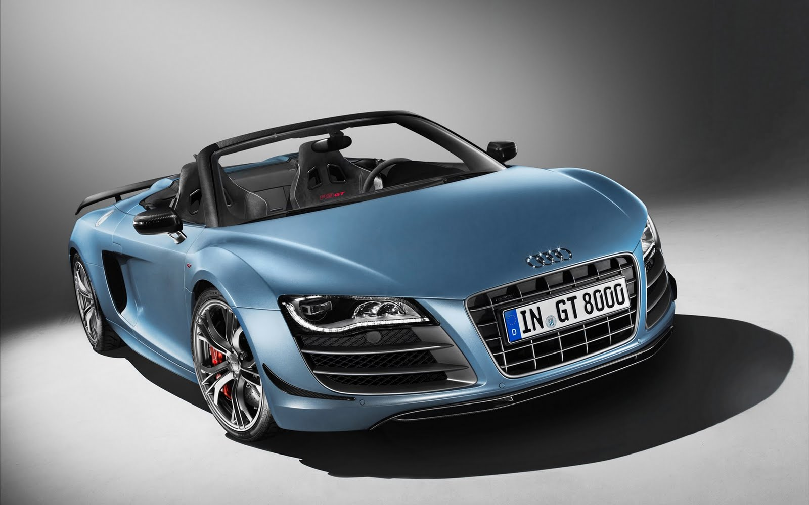 Audi R8 GT Spyder 2012 ~ Automotive Todays