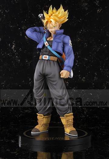 SUPER SAIYAJIN TRUNKS Figuarts ZERO EX FIGURE DRAGON BALL