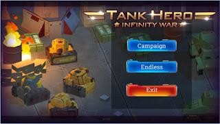 Game Tank Heroes: Infinity War App