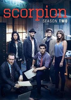 Scorpion (2014) Temporada 2 audio Latino