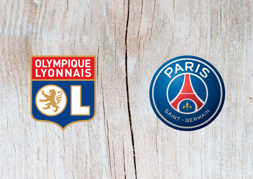 Lyon vs Paris Saint-Germain Full Match & Highlights 3 February 2019