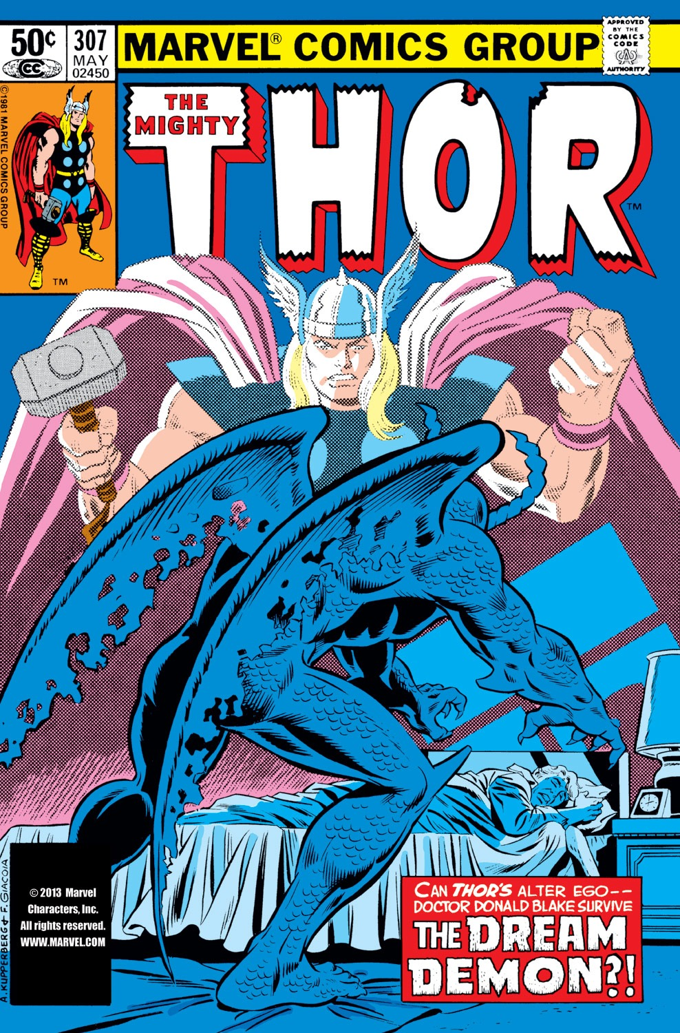 Thor (1966) 307 Page 1
