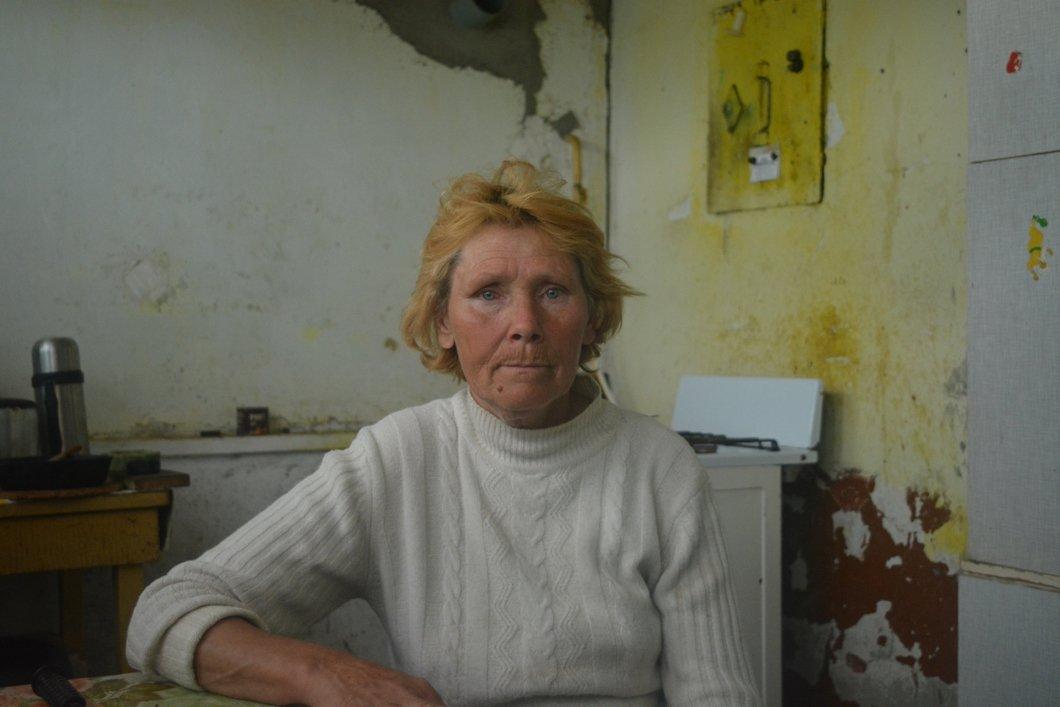 Пенсионерка из Крыма Анна Буянова