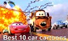 Car Cartoon for kids