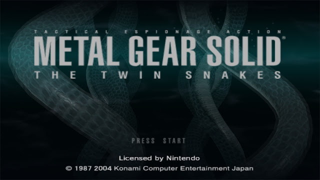 Metal Gear Solid: The Twin Snakes screenshot 1