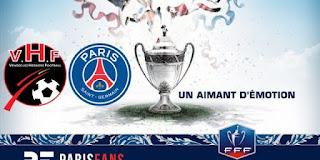 مشاهدة مباراة باريس سان جيرمان ضد ليزيربيي في نهائي كأس فرنسا 2018 بتاريخ 09-05-2018