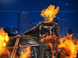 Hayalet Sürücü - Ghost Rider