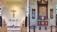Before and After: St. Martin's in Tower, Minnesota