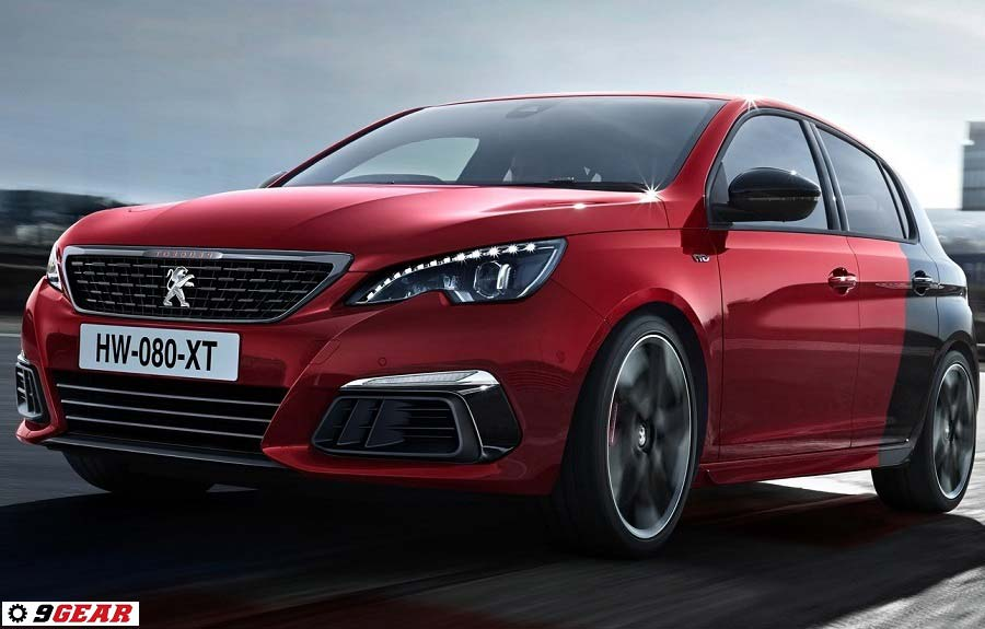 2018 peugeot 308 gti by peugeot sport car reviews new. Black Bedroom Furniture Sets. Home Design Ideas