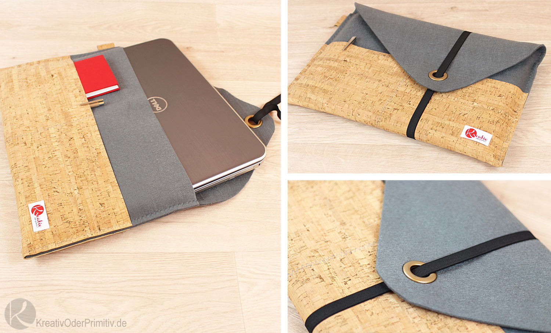 Kreativ oder Primitiv?: Notebook/Laptop Tasche