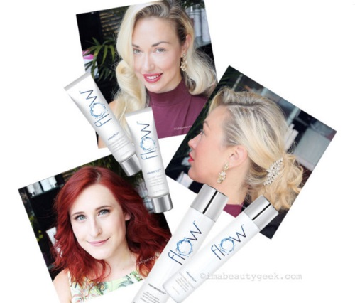Beautygeeks Flow Haircare Contest