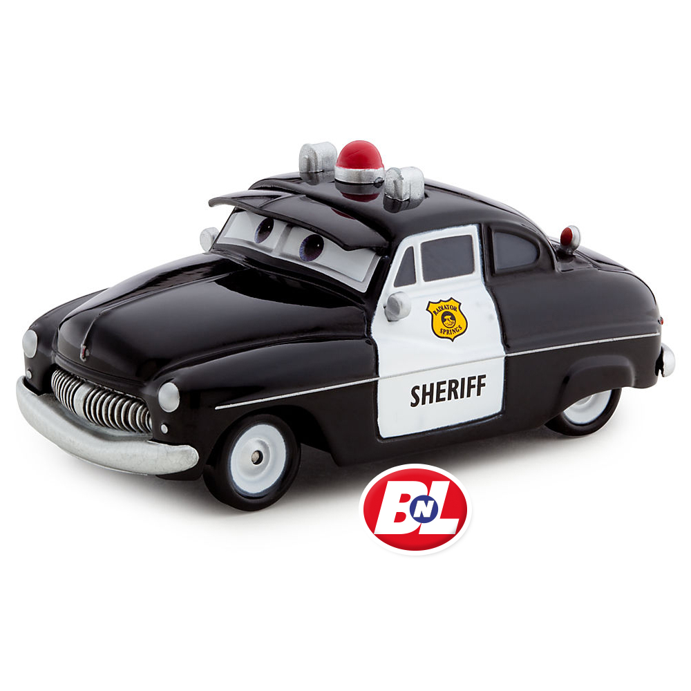 WELCOME ON BUY N LARGE: Cars 2: Sheriff