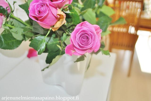 koti, ruusut, sisustus, syksy