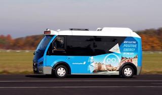 ΚΤΕΛ αγόρασε το πρώτο αστικό ηλεκτρικό λεωφορείο και όχι το κράτος