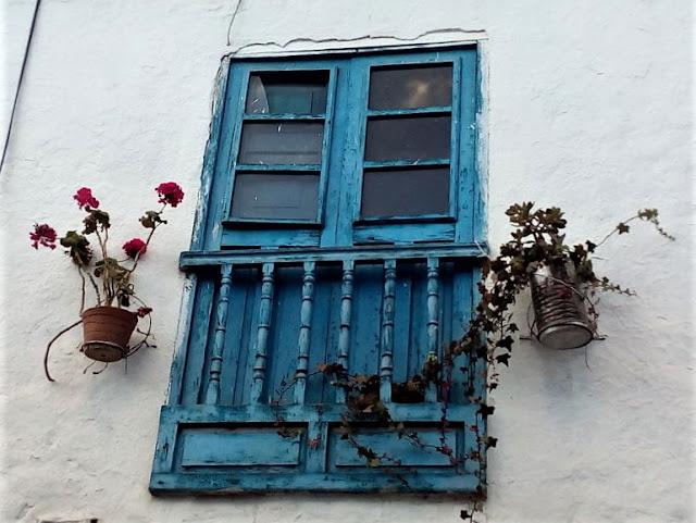 finestra san blas cusco
