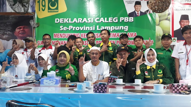 Acuhkan Yusril, Majelis Syuro Perintahkan Kader dan Simpatisan PBB Pilih Prabowo - Sandi