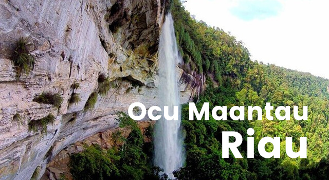 Lirik Lagu Ocu Maantau - Riau
