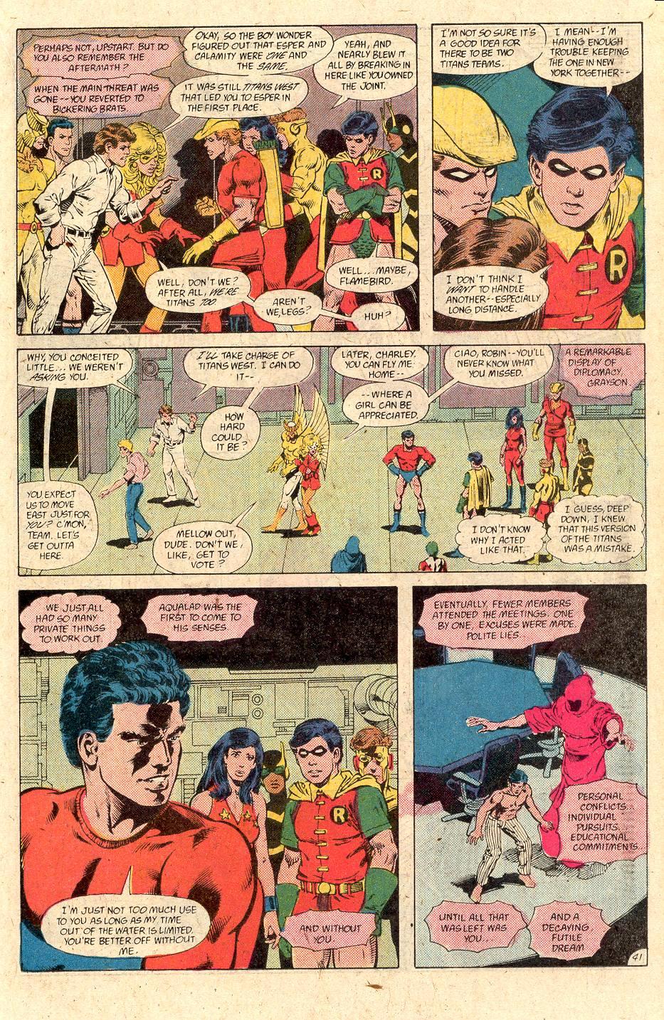 Read online Secret Origins (1986) comic -  Issue # _Annual 3 - 42