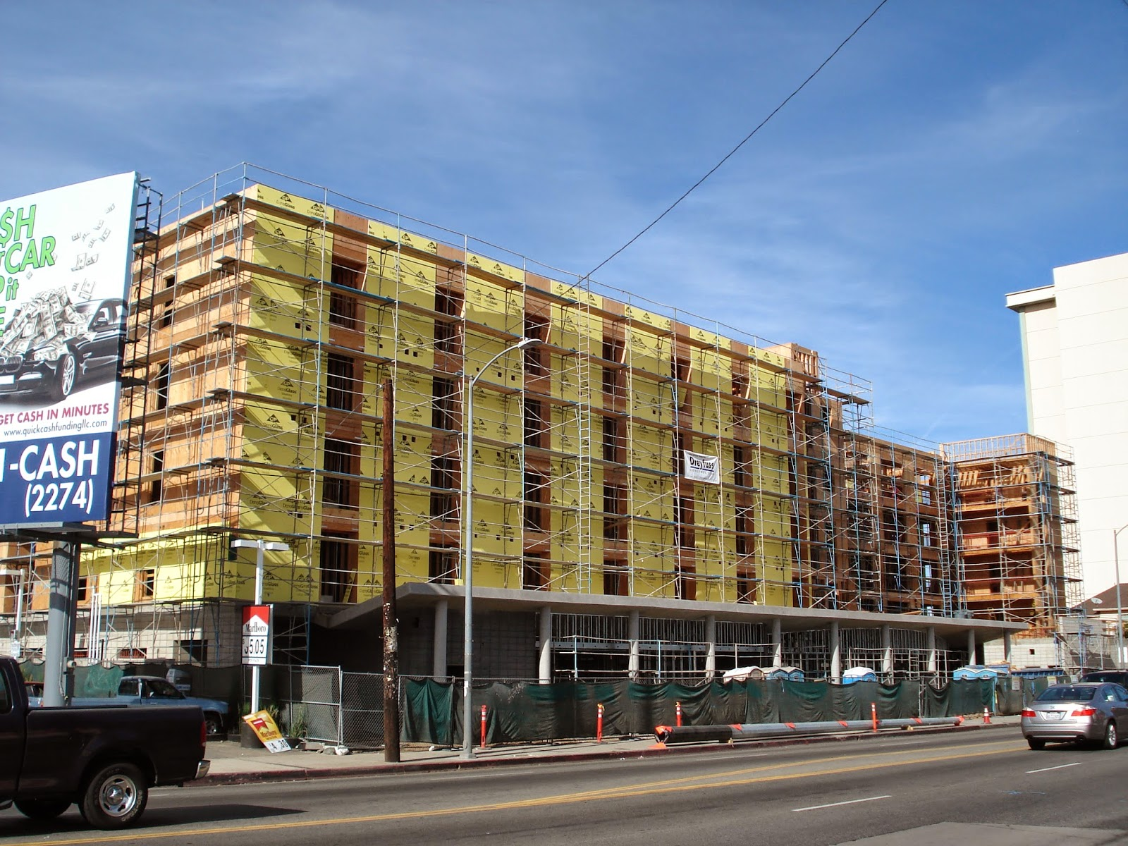 Building Los Angeles: Affordable Housing Project Takes ...