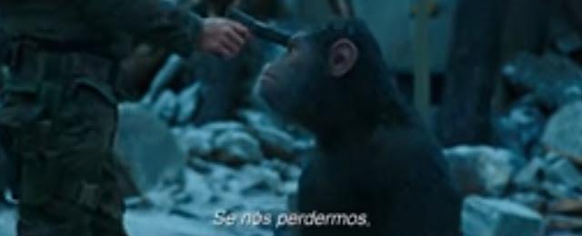 Planeta dos Macacos | Liberado o primeiro trailer do filme